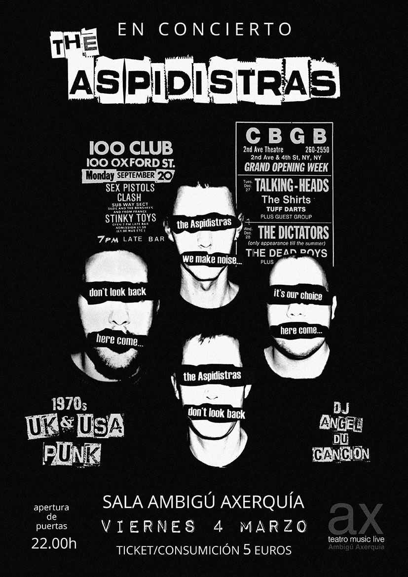Ambigú Poster A3 Low Res