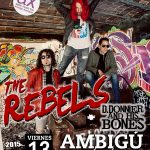 The Rebels  13Nov.2015